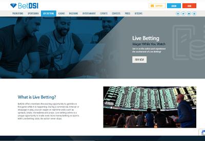 BetDSI Sports Betting