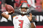Jameis Winston Out For At Least Two Weeks With Shoulder Injury