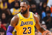 Lakers Odds Improve With Lebron Signing
