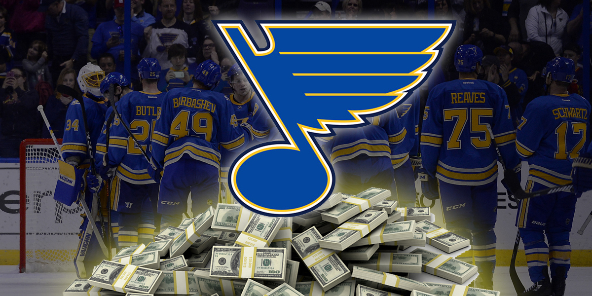 St. Louis Blues Big Bet