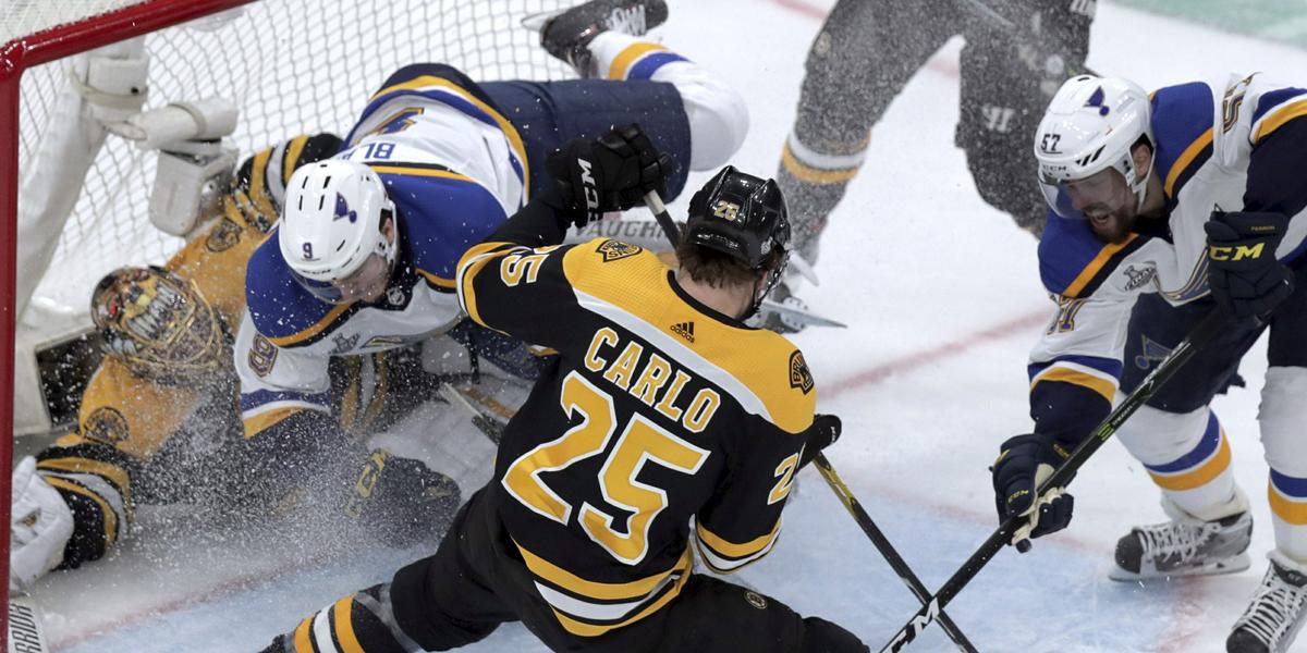 Boston Bruins - St. Louis Blues
