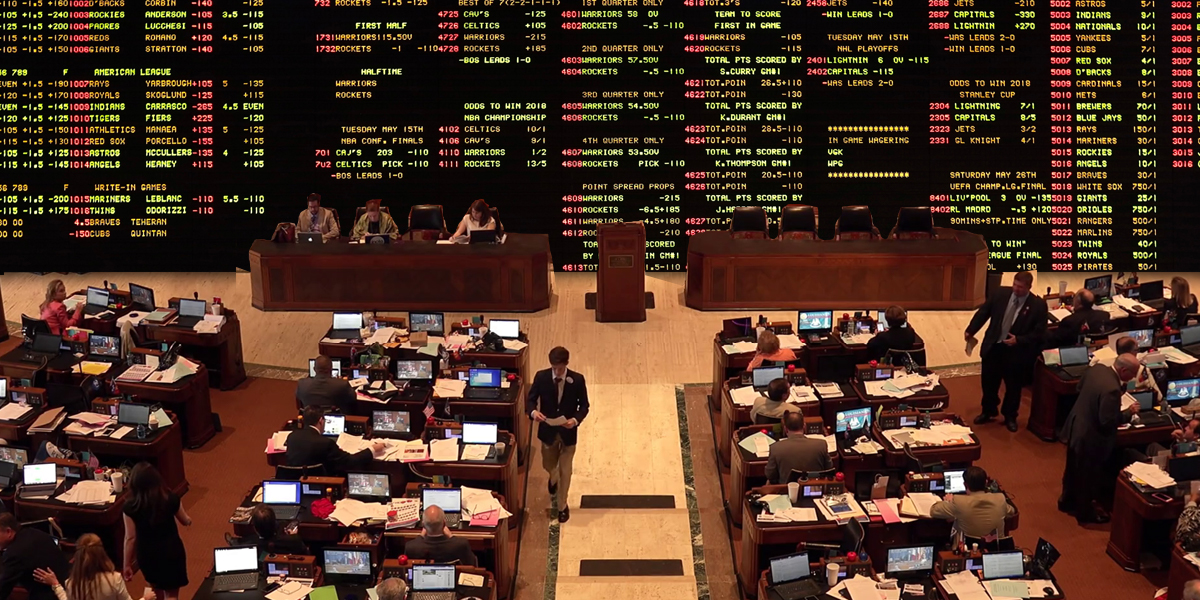 Louisiana House of Representatives Votes on Sports Betting