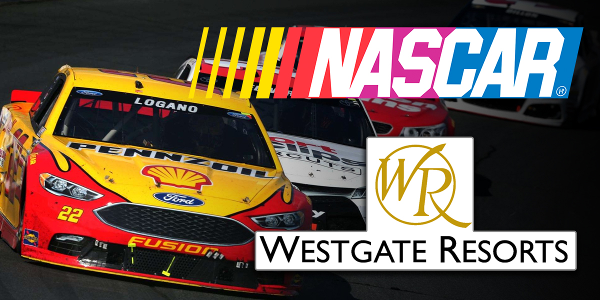 NASCAR and Westgate Sportsbooks