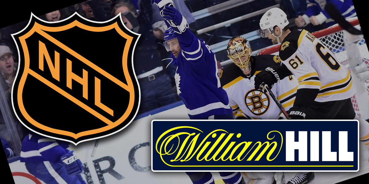 NHL and William Hill Sportsbook
