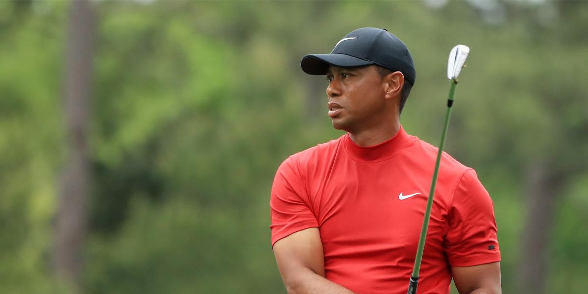 Tiger Woods 2019 PGA