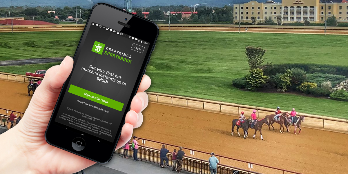 West Virginia Mobile Betting