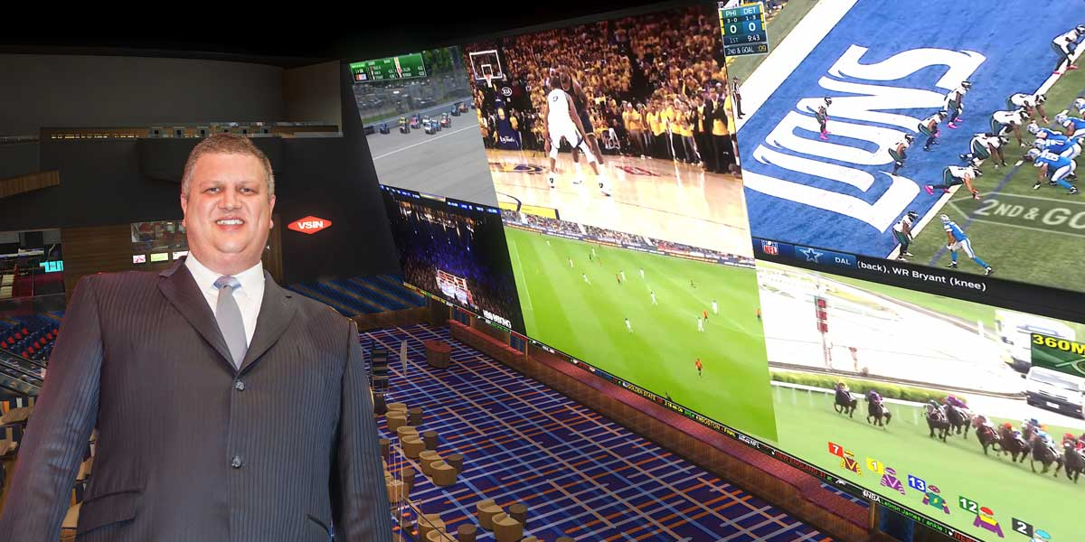 Derek Steven Launches Circa Sports Sportsbook