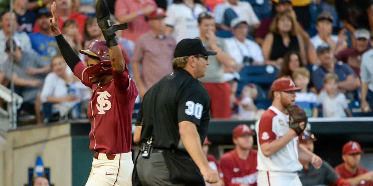 Florida State Seminoles Beat Arkansas Razorbacks