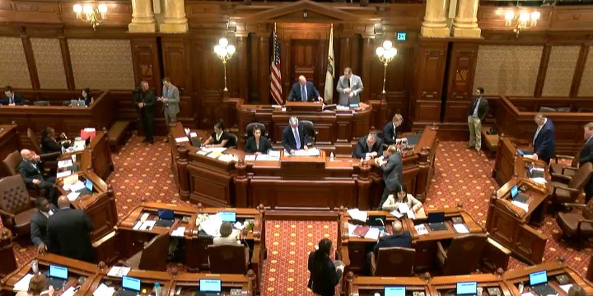 Illinois Senate Chamber