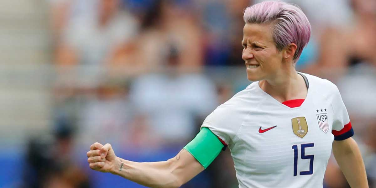 Team USA Ousts France In Women's World Cup