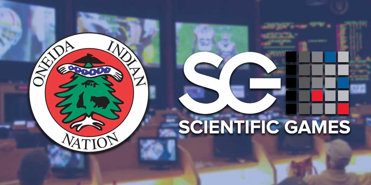 Oneida Indian Nation - Scientific Games