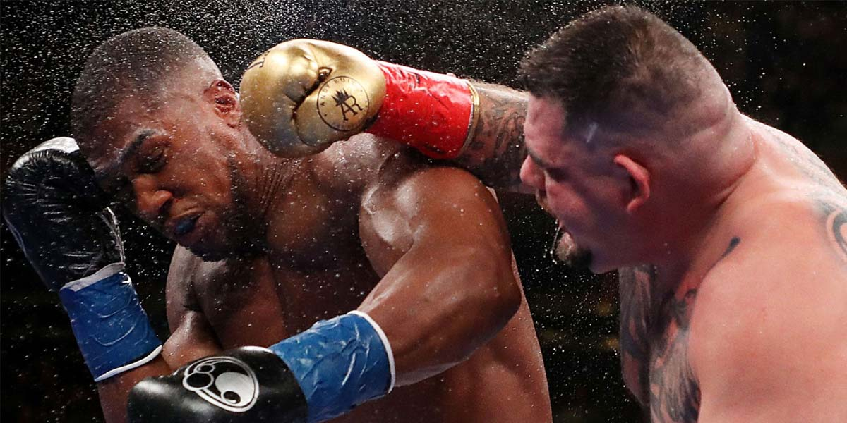 Andy Ruiz Jr. Vs. Anthony Joshua