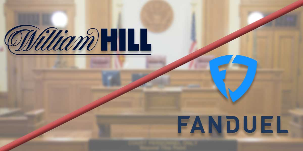 William Hill Settles Lawsuit Against FanDuel