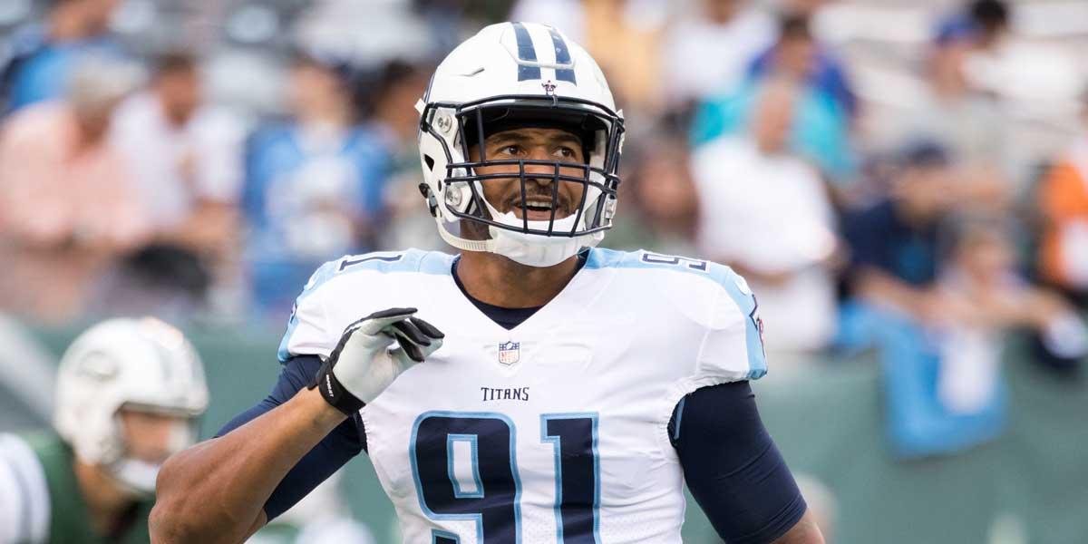 Titans Linebacker Derrick Morgan