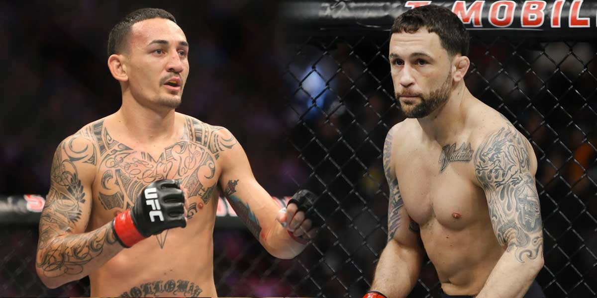 "Max ""Blessed"" Holloway To Face Frankie ""The Answer"" Edgar"