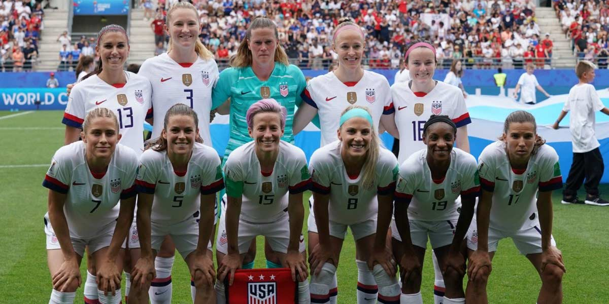 Team U.S.A. - 2020 FIFA Women's World Cup
