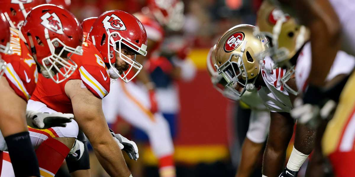San Francisco 49ers vs. Kansas City Chiefs