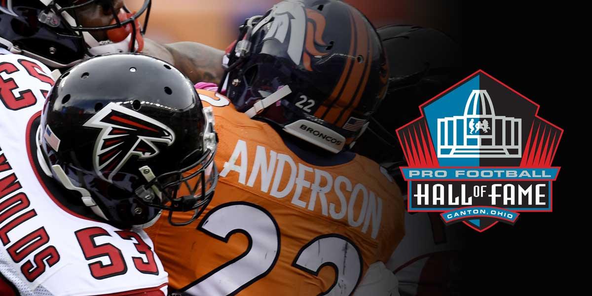 Atlanta Falcons - Denver Broncos - NFL Hall of Fame Game