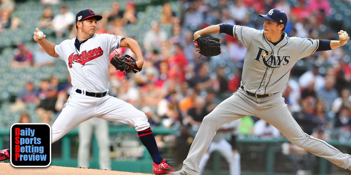 Cleveland Indians vs. Tampa Bay Rays