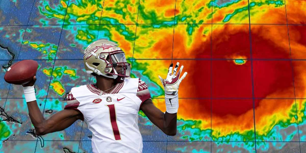 FSU vs. Hurricane Dorian