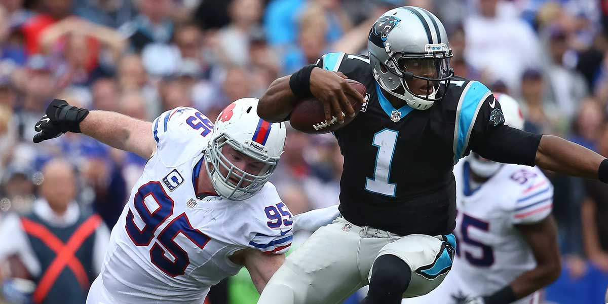 Carolina Panthers, Buffalo Bills
