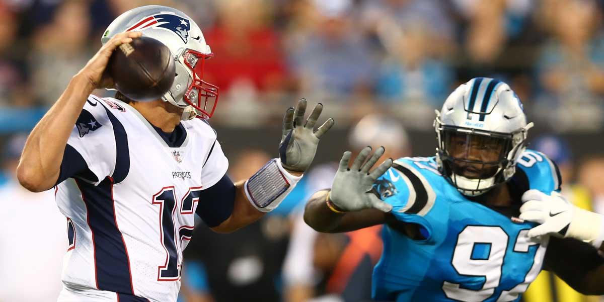 New England Patriots - Carolina Panthers