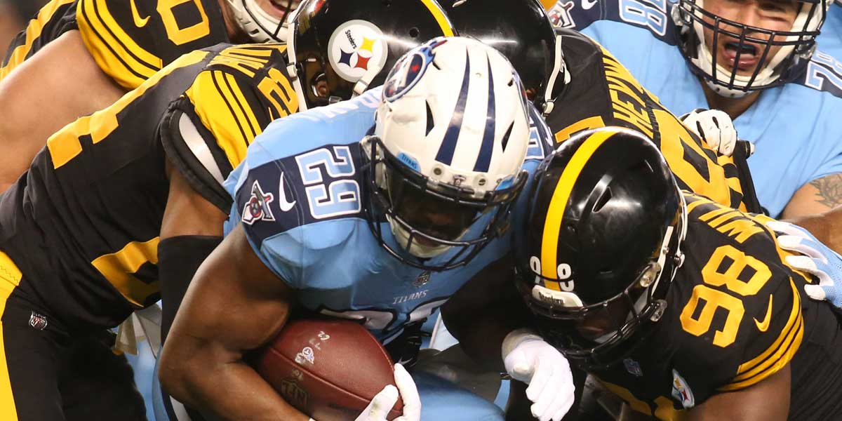 Pittsburgh Steelers - Tennessee Titans