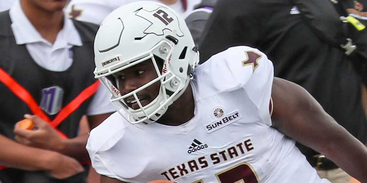 Texas A&M Looks To Top Texas State