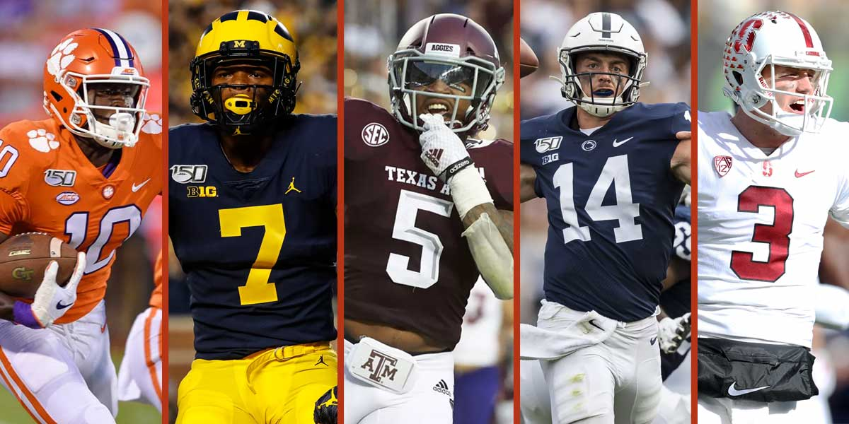 Five Teams That Impressed In CFB's Week 1