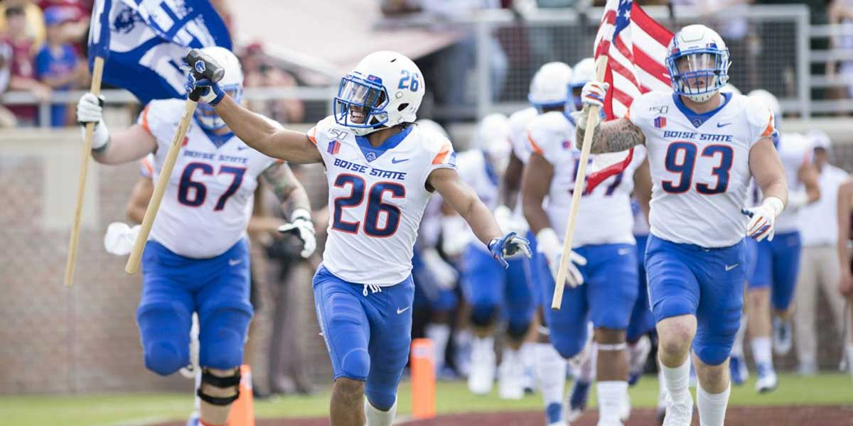 The Boise State Broncos