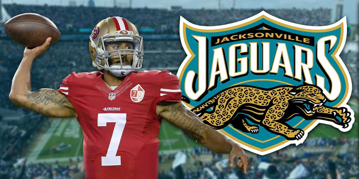 Is Kaepernick The Favorite For Jacksonville?