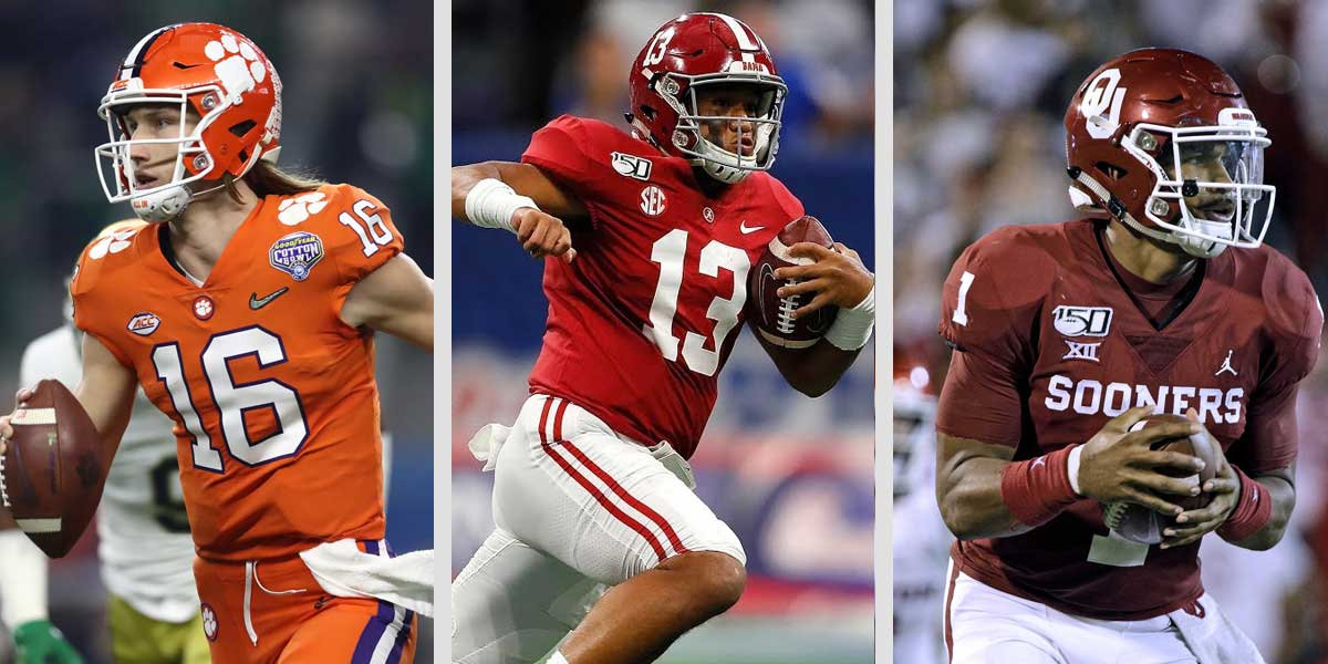 Which Heisman Favorite Is On The Rise Heading Into Week 2?