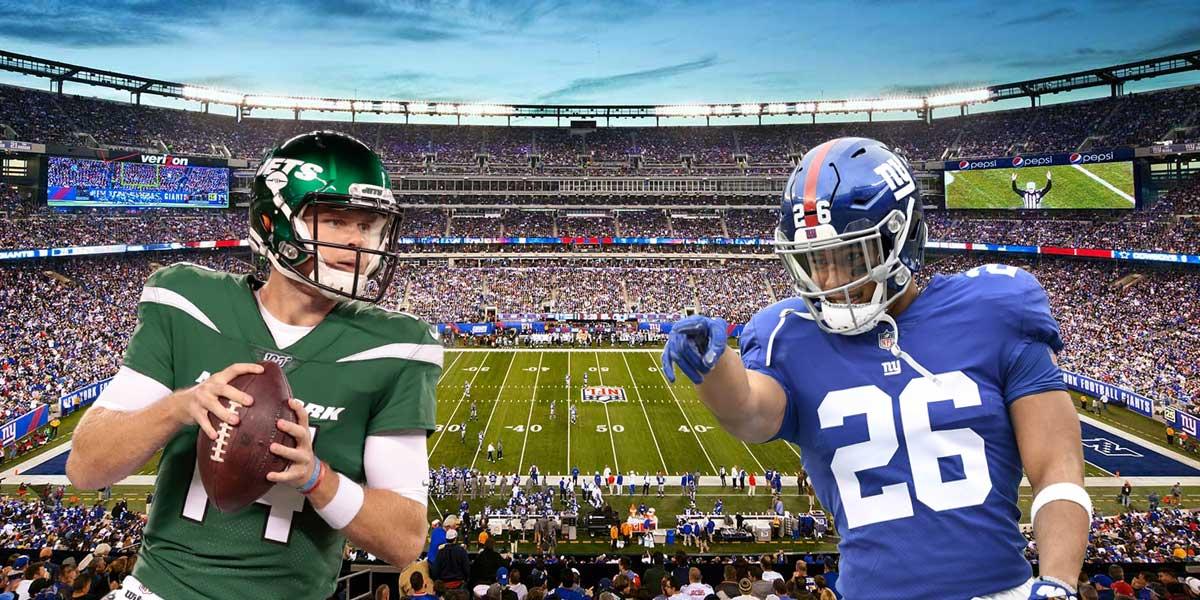 NY Jets - NY Giants