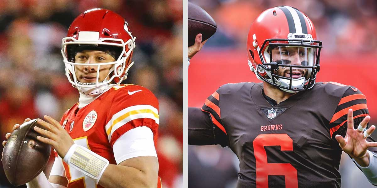 Mahomes, Mayfield Lead The Early NFL MVP Race