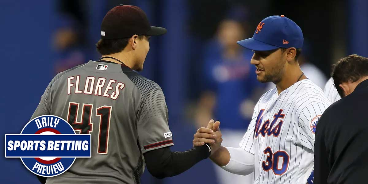 Arizona Diamondbacks @ New York Mets