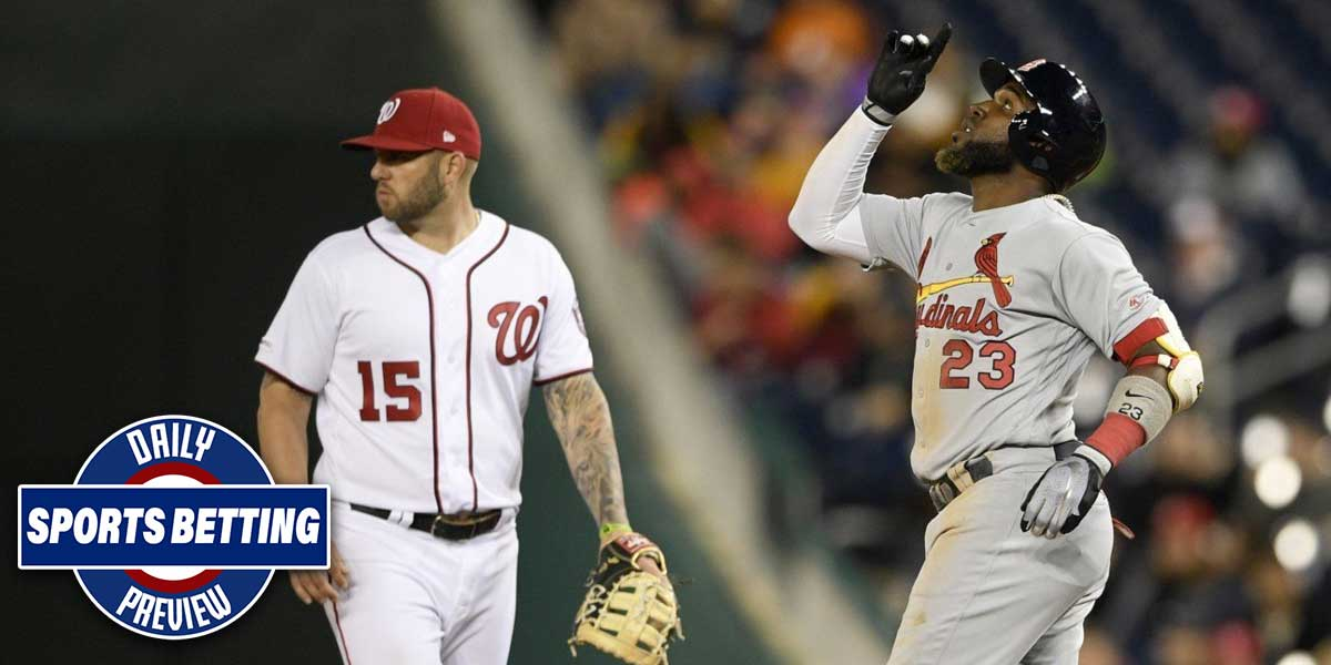 Washington Nationals vs. St. Louis Cardinals