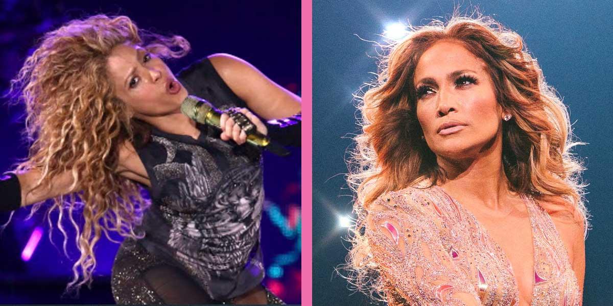 J.Lo And Shakira