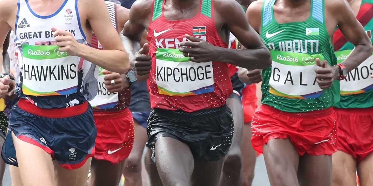 Olympic Marathoners