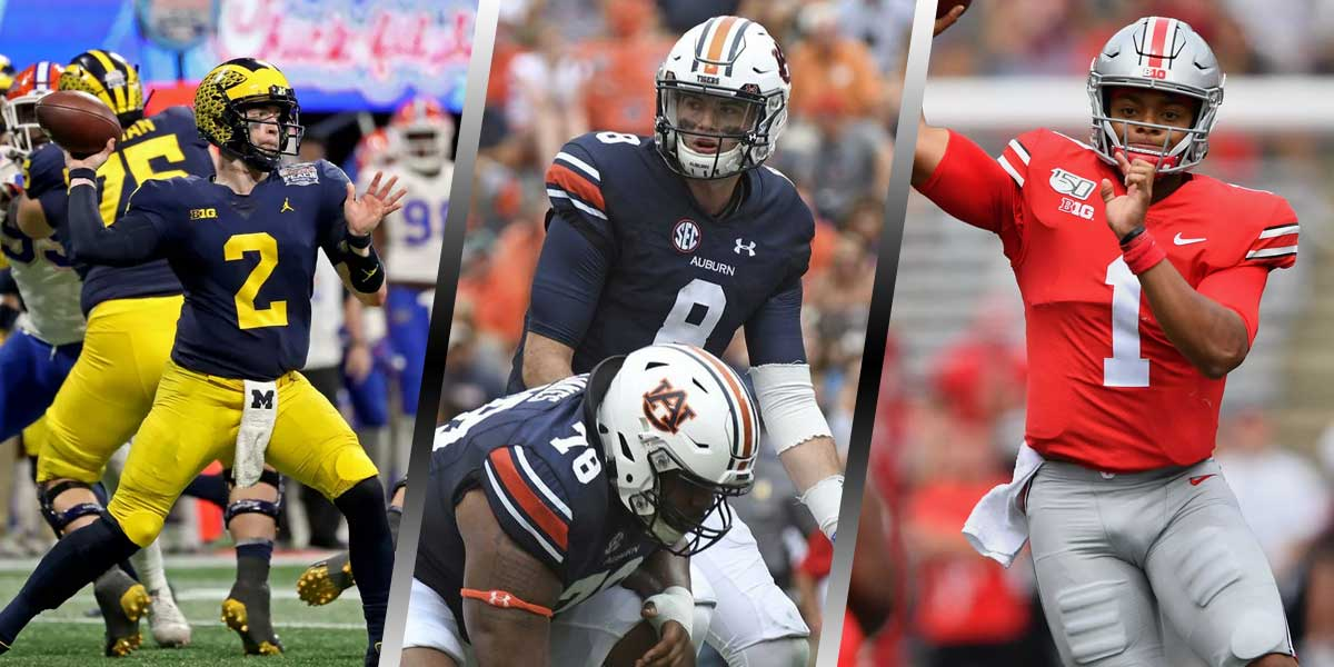 These 3 Top-25 CFB Matchups Make For Exciting Betting Action