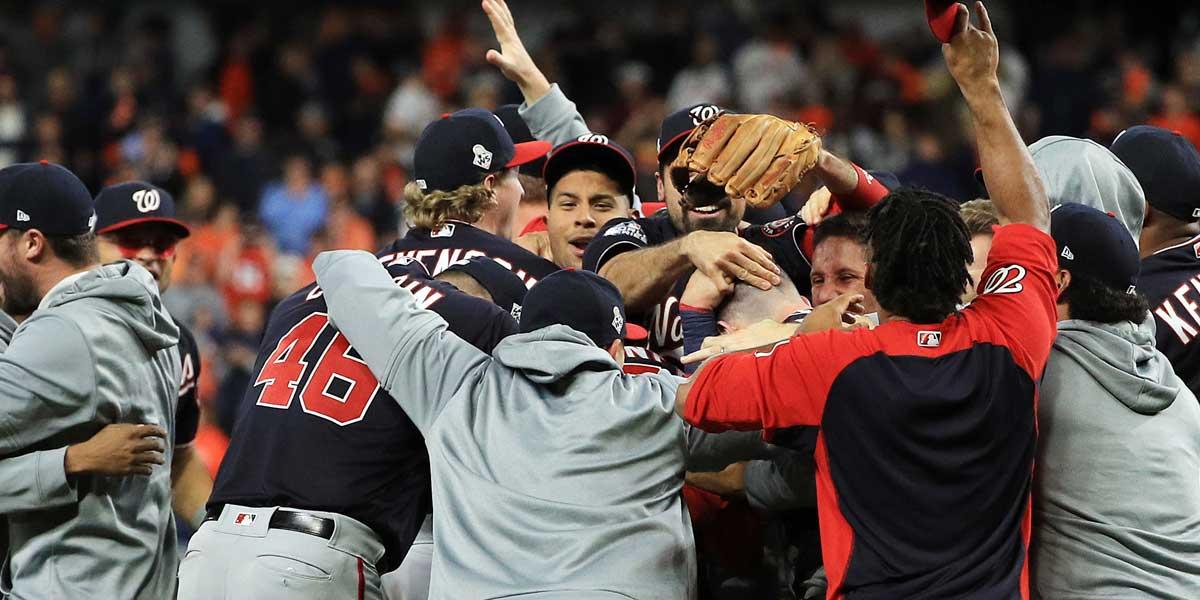 Washington Nationals: World Series Champions