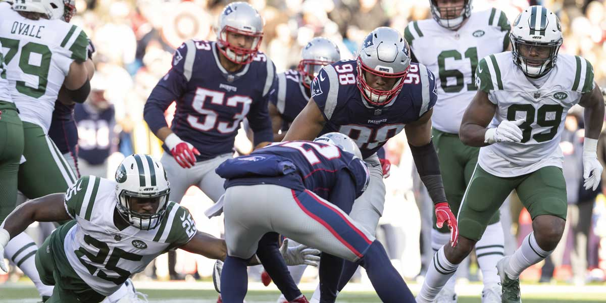 New England Patriots - New York Jets