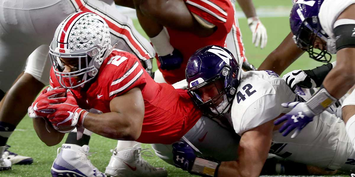 Ohio State - Northwestern