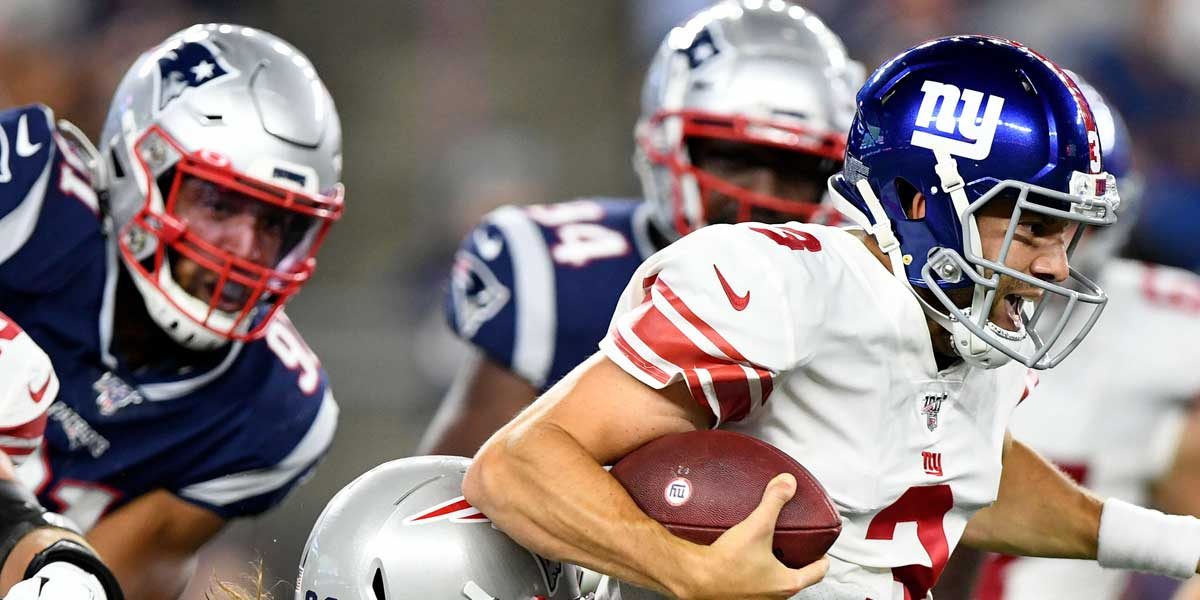 New England Patriots - New York Giants
