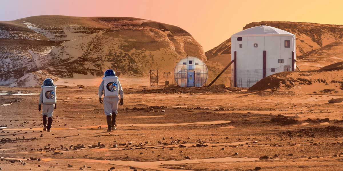 Will Humans Become Martians By 2025?