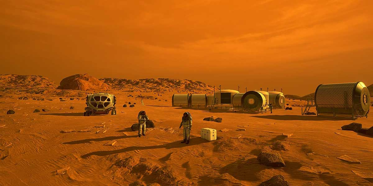 Which Organization Will Send People To Mars?