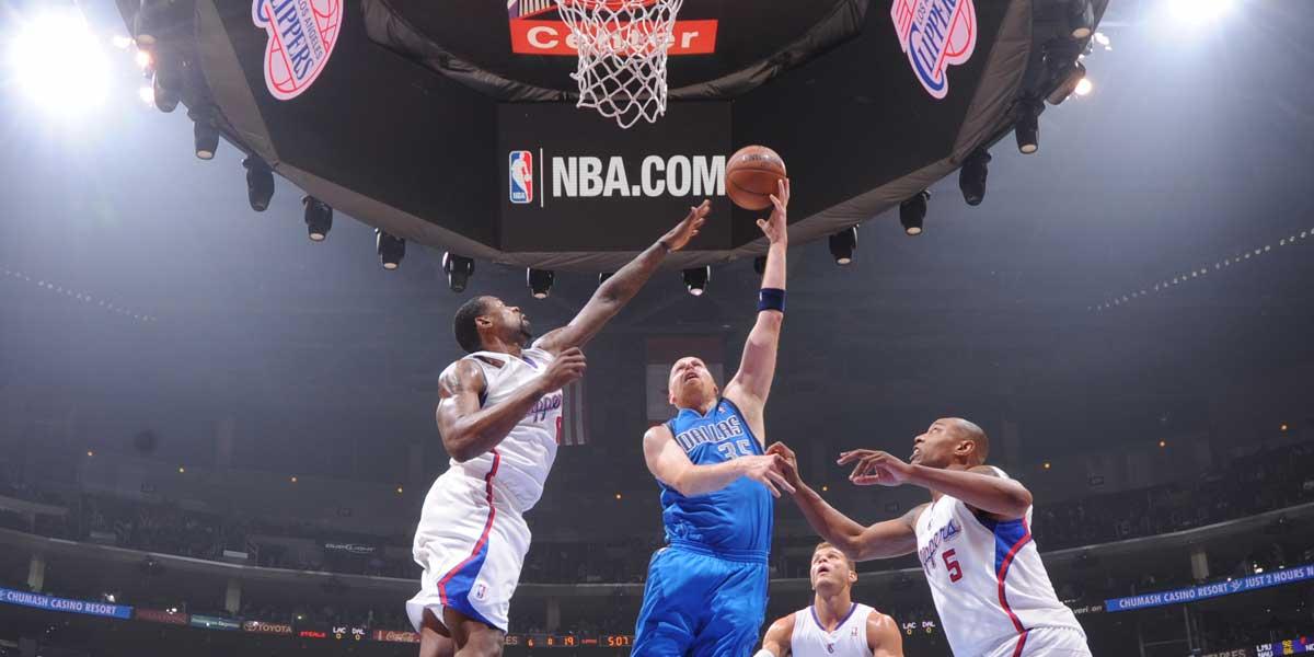 Dallas Mavericks and Los Angeles Clippers