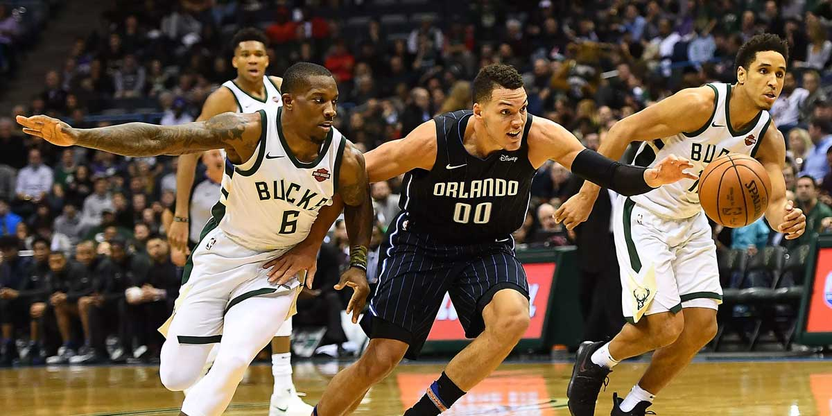 Milwaukee Bucks vs. Orlando Magic