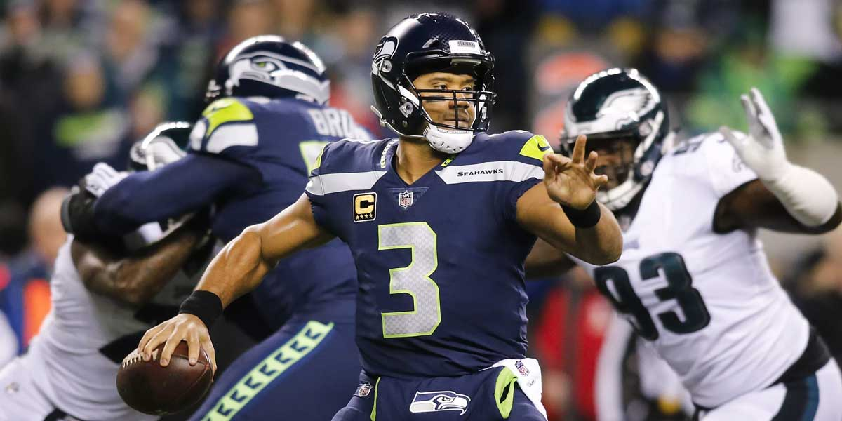 Seattle Seahawks vs. Philadelphia Eagles