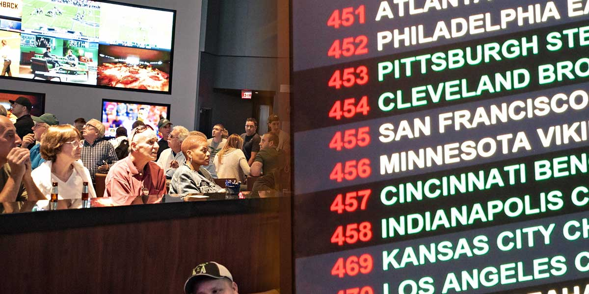 Sportsbooks Edge Out Sports Bettors