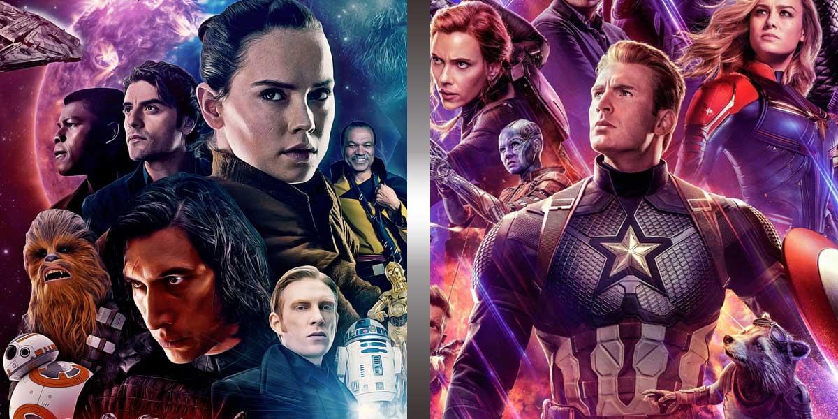 Star Wars: The Rise of Skywalker vs. The Avengers: Endgame